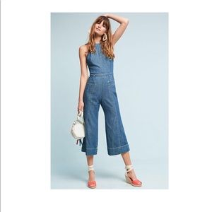 Anthropologie Pilcro Overall
